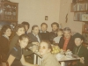 Meeting with Americans at Victor Polsky apt., co Elena Polsky, 1972