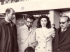 L-r: David Drabkin, Eitan Finkelstein, Tina Borodesky, POZ, ?. Photo 1971, co Drabkin.