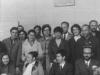 Mikhail Zand departure, Moscow, 1972, co Elena Polsky
