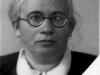Дора Подольская, 1911 г.р., Узница Сиона, арестована в 1958 году в Москве вместе с ее мужем Шимоном Подольским и сыном Борисом Подольским, приговорена к 7 годам заключения за сионистскую деятельность, освобождена в 1965 году и прибыла в Израиль в 1969 году. Фото 1950 года из п.а. Лиды Подольской.