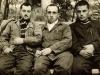 Узники Сиона л-п: Иосиф Шнайдер, Давид Хавкин, Дов Шперлинг, Дубровлаг, 1960  год, п.а. Давида Хавкина