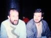 Gregorii Krupnikov and Shmuel Zilberg, Riga, Latvia, 1989, co Frank Brodsky