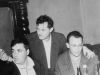 Prisoners of Zion l-r: Dov Shperling, Riga, Iosif Schneider, Riga and Alex (Elhanan)  Feldman, Kiev, 1963