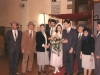 Wedding in Riga - Chuppah in Synagogue in Riga, May 1989, co Enid Wurtman
