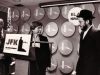 Rabbi David Hill, Sara Frenkel co,  and Iosif Mendelevich, New York, 1981