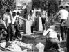 Восстановление еврейского кладбища, Даугавпилс, 1960 год, п.а. Эли Валк