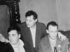 Узники Сиона слева направо: Дов Шперлинг, Рига, Иосиф Шнайдер, Рига, и Александр Фельдман, Киев, 1963 год.