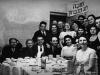 Активисты Риги на праздновании Хануки, 1969 год, п.а. Арона Шрилберга