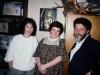 Bunny Brodsky, co, Sventlana and Abram Kagan, Leningrad, 1985