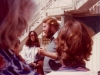 1978.UCSJ in Jerusalem. Stuart Wurtman in Gilo Absorption Center. Spring 1978. co RS