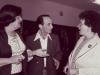 1978. UCSJ in Jerusalem. Irene Manekovsky, MK Chaim Landau, Enid Wurtman co. Spring 1978.