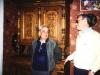 Alexander Lerner and Elliot Rosen, Moscow, 1985, co Frank Brodsky