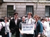 1984. Demonstration on behalf of Soviet Jews. London, 1984. co RS
