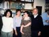 ?, Bunny Brodsky, Maxine Rosen, Svetlana Kagan, Frank Brodsky co, Elliot Rosen, Leningrad, 1985