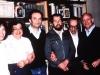 Bunny Brodsky co, Ida Taratuta, Evgenii Gilbo, Evgeny Lein, ?, Frank Brodsky, Leningrad, 1985