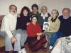 Alan Fox, Bunny Brodsky, Ida Taratuta, ?,  Inna Begun, Frank Brodsky co, Elena Dubianskaya  in forefront, Moscow 1986