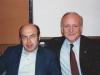 Anatoly Sharansky Frank Brodsky,  Philadelphia, Jewish Federation Office 1987, co Frank Brodsky
