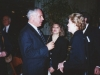 Bibi Netanyahu, his wife Sarah, Mrs. Helen Jackson Jerusalem 1995, co Frank Brodsky