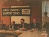 Bobbby Morganstern, Natan Sharansky, Alexander Slepak, Frank Brodsky, Connie Smukler 1987 Philadelphia, co Frank Brodsky