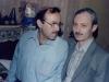 Itskhak Dior co, and Yulian Khasin, Moscow, September 1985