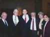 Frank Brodsky co, Jack Kemp, Lev Shapiro, Volodya Slepak, Joanne Kemp, Masha Slepak Jerusalem, 1995