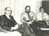 Prime Minister Menachem Begin, Stuart Wurtman, Enid Wurtman co, UCSJ in Jerusalem, spring 1978