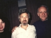 Yuli Kosharovsky with Bunny and Frank Brodsky co, December 5, 1987