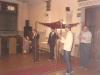 Wedding in Riga - Chuppah in Synagogue in Riga, May 1989, co Enid Wurtman