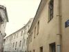 Jewish Street in the Jewish ghetto in Vilna, May 1989, co Enid Wurtman