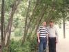 Victor Brill, Stuart Wurtman, Moscow, May 1989, co Enid Wurtman