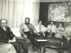 Prime Minister Menachem Begin, Stuart Wurtman, Enid Wurtman, Joel Sandberg, Adele Sandberg, Glenn Richter, UCSJ International Conference for Soviet Jewry in Jerusalem, spring 1978