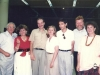Jewish Agency Assembly. ?, Bella ? (aliya from Riga), Victor and Nina Brill, ?, Stuart and Enid Wurtman co, June 26, 1990