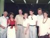 Jewish Agency Assembly. ?, Bella ? (aliya from Riga), Victor and Nina Brill, ?, Stuart and Enid Wurtman co, June 26, 1990