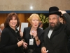 Soviet Jewry Activists' reunion  in Knesset co, Jerusalem, November  2,  2010. Doreen Gainsford (center), former chairman of 35s, London