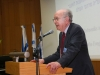 Richard Shifter addresses Soviet Jewry Activists' reunion  in Knesset co, Jerusalem, November  2,  2010
