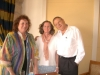 Enid Wurtman, Esther and Martin Gilbert, Jerusalem 2005. co Yuli Kosharovsky