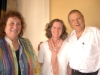 Enid Wurtman, Esther  and Martin Gilbert, Jerusalem, 2005, co Yuli Kosharovsky