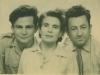 Israel Shenkar, Miriam Shenkar, Mordechai Shenkar