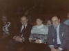 Naomi Leibler, Isi Leibler, Sara Frenkel, Tsvi Magen in the Vaad founding conference, Moscow,  December 18, 1989