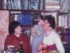 Inna Kosharovsky, Eli Kosharovsky and Shirley Molod co, Moscow, 1981