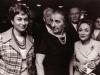 Sara Frenkel co, Golda Meir and Nehama Lifshitz, Israel 1969