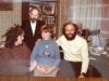 Lana Dishler, Natan Shvartsman, Evgenia Shvartsman, Bernie Dishler, Moscow 1983