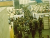 Line to Israeli pavilion in International Book Fair, Moscow 1985, co Dita Gurevich