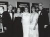 Frank and Bunny Brodsky co, Bobbie Morgenstern, Maxine and Elliot Rosen, Philadelphia, Silent No More dinner, 1986.