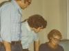 Lev Karp, Iosif Ahs, Shirley Goldstein. Moscow 1974
