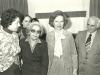 1979. From the left: Dina Beilin co, Aliza Begin, Rosalynn Carter,  JA, representative Israel, March 12, 1979