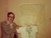 Glenn Richter, New York, 1980, co Dina Beilin