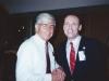 Senator Jack Kemp, Lev Shapiro Jerusalem 1995, co Frank Brodsky