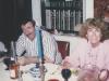 Eliezer Kosharovsky (left), Alan Molod, Shirley Molod, Jerusalem, 1989