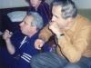 Shmuel Shatsky, Dita Gurevich, Haim Guri, Moscow, Septenber, 1989